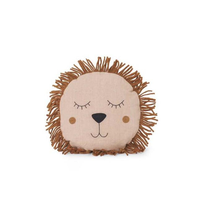 Coussin Lion Ferm Living
