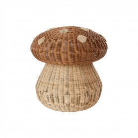 Panier de rangement champignon OYOY