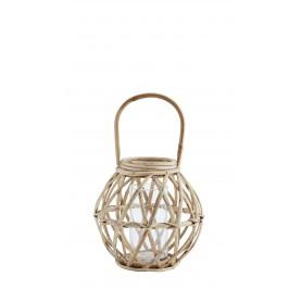 Lanterne en bambou Madam Stoltz - 2