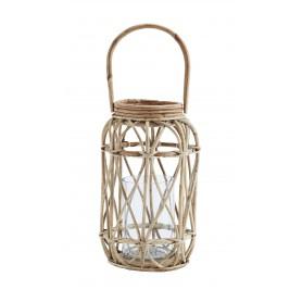 Lanterne en bambou Madam Stoltz - 1