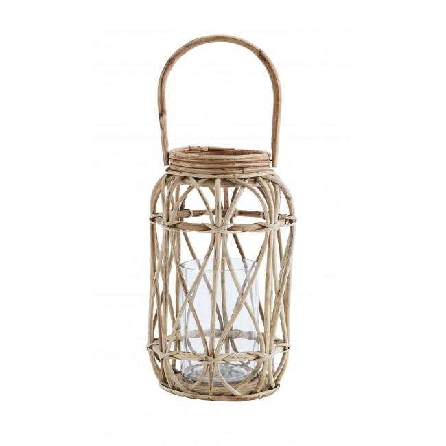 Lanterne en bambou Madam Stoltz