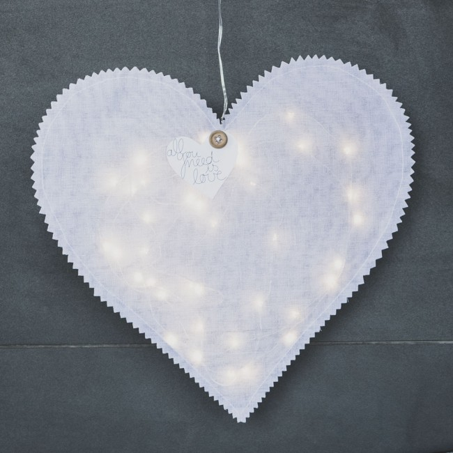 Coeur Lumineux à Led - Räder