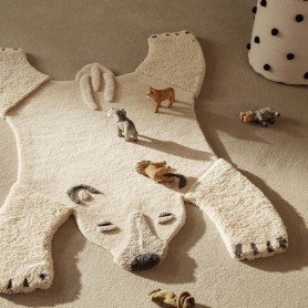 Tapis Ours Polaire - Ferm Living