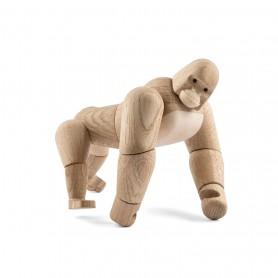 Objet décoratif en bois Animaux - Gorille
