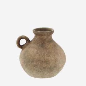 Vase en terre cuite Terracotta - Madam Stoltz - 1