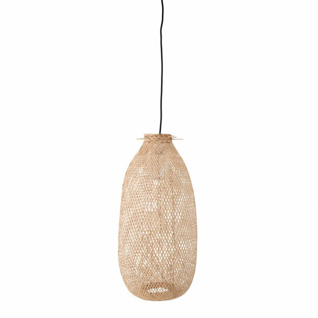 Suspension bambou haute Bloomingville