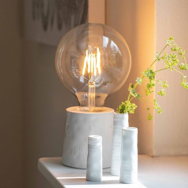 Lampe à poser en porcelaine - Rader