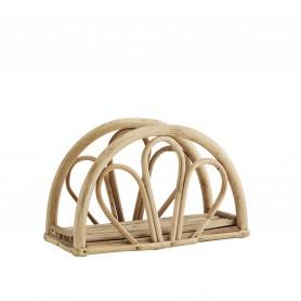 Porte serviettes de table en bambou - Madam Stoltz