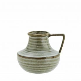 Vase cruche en grès - Madam Stoltz - Liquen