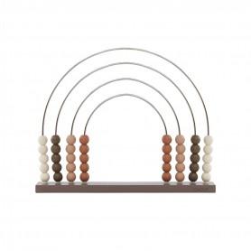 Boulier Abacus arc en ciel Oyoy - 2