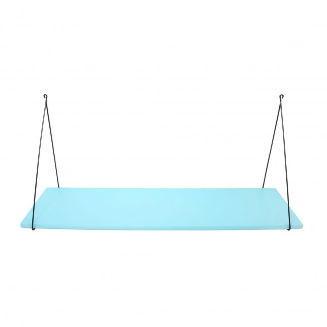 Etagère Babou - bleu Aqua - 1 étagère