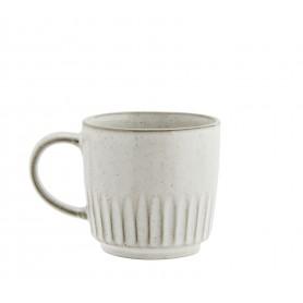 Mug en grès Madam Stoltz - 1