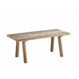 Banc en bois recyclé - Madam Stoltz