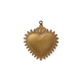 Cœur doré - Boncoeurs - Coeur royal