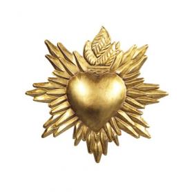 Cœur doré - Boncoeurs - Coeur jungle