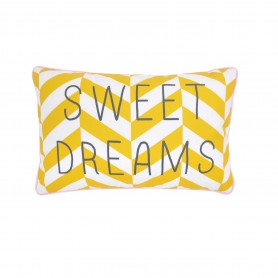 Coussin enfant message - Sweet Dreams