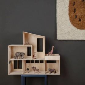 Maison de poupées Funkis en bois - Ferm Living